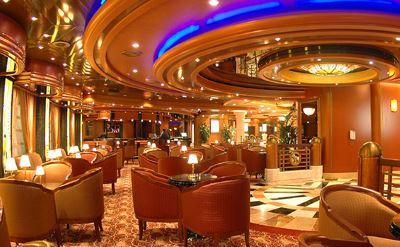 Emerald Princess Cruise Ship From Seattle